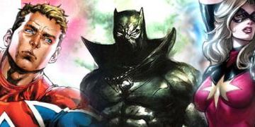 20 Avengers von der Reservebank