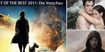 Best Of The Rest 2011: Die Vorschau