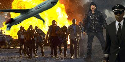 Die 9 spektakulärsten Flugzeugabstürze der Filmgeschichte