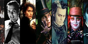 Tim Burton & Johnny Depp: Ein Regisseur und sein Star