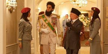 """""""Der Diktator"""" Sacha Baron Cohen noch dreister im nicht jugendfreien Trailer"""