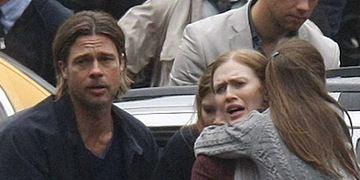 """Interne Stimmen lästern über Zombie-Epos """"World War Z"""" mit Brad Pitt"""