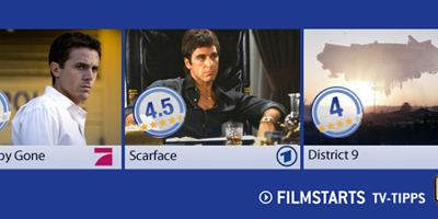 Die FILMSTARTS-TV-Tipps (4. bis 10. Januar 2013)