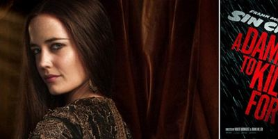 """""""Sin City 2"""": Eva Green ist die """"Dame To Kill For"""""""