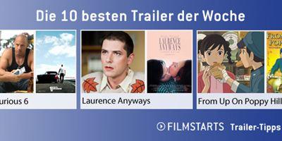 Die zehn besten Trailer der Woche (9. Februar 2013)
