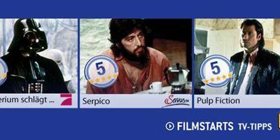 Die FILMSTARTS-TV-Tipps (22. bis 28. März 2013)