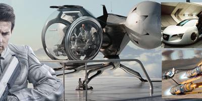 Top 10: Die stylischsten Fahrzeugdesigns in Science-Fiction-Filmen!