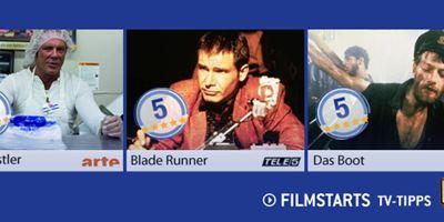 Die FILMSTARTS-TV-Tipps (19. bis 25. April 2013)