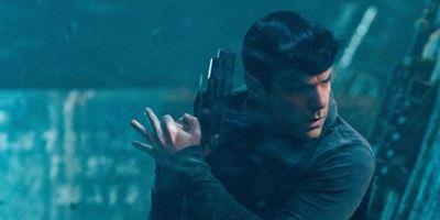 """Aufgelöst: Edgar Wright hat Szene für """"Star Trek Into Darkness"""" gefilmt, nicht für """"Iron Man 3"""""""