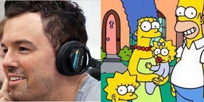 """""""Die Simpsons"""": Multitalent Seth MacFarlane feiert sein gelbes Debüt mit Gastauftritt"""