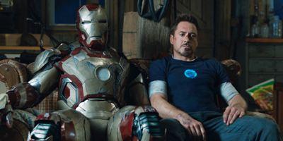 """US-Charts: Leonardo DiCaprios """"Der Große Gatsby"""" hat trotz starker Zahlen keine Chance gegen """"Iron Man 3"""""""