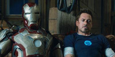 """Autor Drew Pearce spricht über die Bedeutung des kontroversen Endes von """"Iron Man 3"""" für """"Avengers 2: Age Of Ultron"""""""
