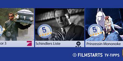 Die FILMSTARTS-TV-Tipps (18. bis 24. Oktober 2013)