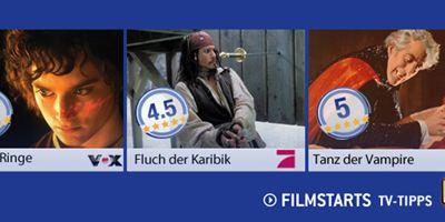 Die FILMSTARTS-TV-Tipps (25. bis 31. Oktober 2013)
