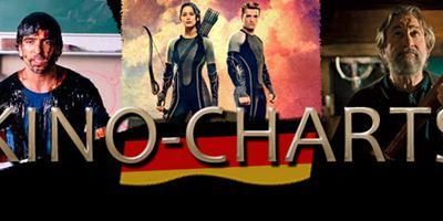 Kinocharts Deutschland: Die Top 10 des Wochenendes (21. bis 24. November)