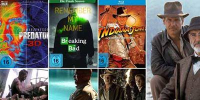 Die FILMSTARTS-DVD-Tipps (8. bis 14. Dezember 2013)