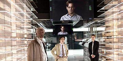 """Unsterblichkeit oder Vernichtung? Zweiter Teaser zu Wally Pfisters """"Transcendence"""" mit Morgan Freeman"""