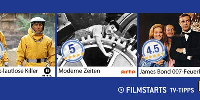 Die FILMSTARTS-TV-Tipps (3. bis 9. Januar 2014)