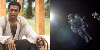 """Oscars 2014: Unentschieden bei den Producers Guild Awards zwischen """"12 Years A Slave"""" und """"Gravity""""!"""