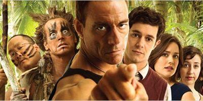 """Deutscher Trailer: Action-Star Jean-Claude Van Damme im """"Dschungelcamp"""""""