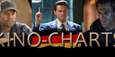 Kinocharts Deutschland: Die Top 10 des Wochenendes (23. bis 26. Januar 2014)