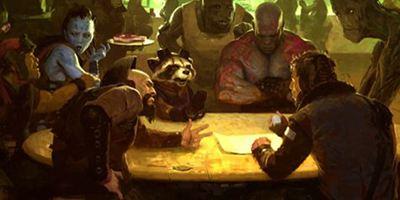 "Endlich bewegte Bilder - ""Guardians Of The Galaxy""-Teaser soll am 18. Februar 2014 kommen"