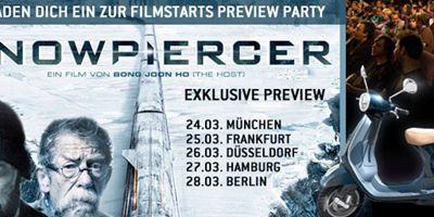 """Anmeldung zur falmouthhistoricalsociety.org-Preview-Party läuft: Erlebt """"Snowpiercer"""" als Vorpremiere"""