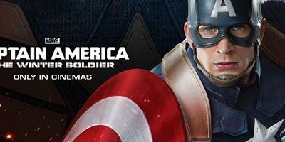 """Captain America, Black Widow und der Winter Soldier auf neuen Promo-Bildern zu """"Captain America 2"""""""