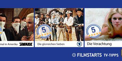Die FILMSTARTS-TV-Tipps (28. Februar bis 6. März 2014)