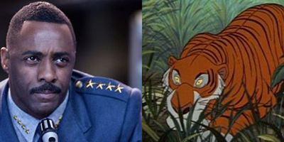 """Mandela""-Darsteller Idris Elba spricht Shir Khan in Jon Favreaus ""Das Dschungelbuch""-Neuverfilmung"