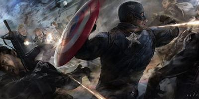 """""""Captain America 2""""-Featurette über Scarlett Johanssons toughe Black Widow und coole neue Konzeptbilder"""