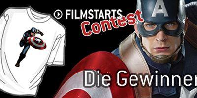 """""""The Return Of The First Avenger""""-Contest: Das sind die Gewinner"""