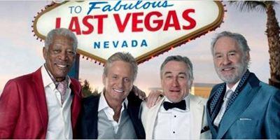 """Exklusive Bilder zur stargespickten Rentner-Komödie """"Last Vegas"""" mit coolen Fun-Facts"""