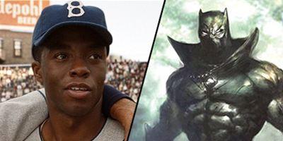 """""""42""""-Star Chadwick Boseman würde gerne Black Panther oder Green Lantern unter bestimmten Umständen spielen"""