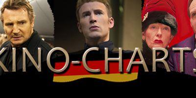 Kinocharts Deutschland: Die Top 10 des Wochenendes (27. bis 30. März 2014)