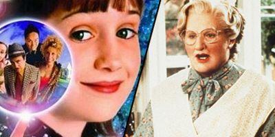 """Jüngste """"Mrs. Doubtfire""""-Filmtochter Mara Wilson will nichts mit der Fortsetzung zur Familien-Komödie zu tun haben"""