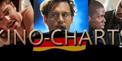 Kinocharts Deutschland: Die Top 10 des Wochenendes (24. bis 27. April 2014)