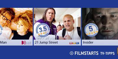 Die FILMSTARTS-TV-Tipps (16. bis 22. Mai 2014)