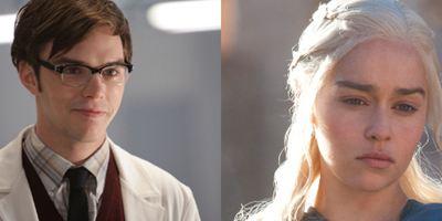 """""""Khaleesi"""" Emilia Clarke und """"X-Men""""-Beast Nicholas Hoult sind """"Bonnie and Clyde"""""""