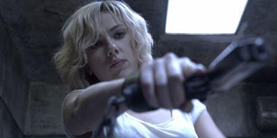 """Neues Poster zu Luc Bessons Actionfilm """"Lucy"""" mit Scarlett Johansson"""