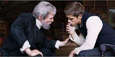 """Stylishe Figurenposter zur Bestseller-Adaption """"Hüter der Erinnerung – The Giver"""" mit Jeff Bridges"""