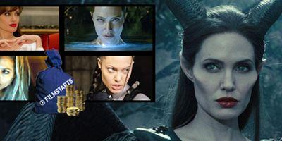 Die 10 erfolgreichsten Filme mit... Angelina Jolie