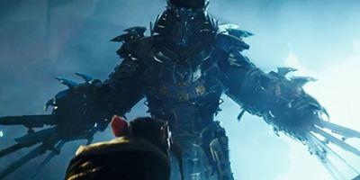 """Shredder nimmt es mit den Schildkröten auf: Neues Bild zu """"Teenage Mutant Ninja Turtles"""""""