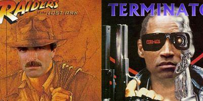 Tom Selleck als Indy und 25 weitere legendäre Umbesetzungen
