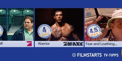 Die FILMSTARTS-TV-Tipps (1. bis 7. August 2014)