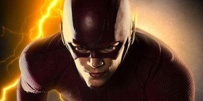 "Zackiges Tempo: Neues Poster zur Superhelden-Serie ""The Flash"""