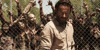"""""""The Walking Dead"""": Stars in Bewegung auf schicken neuen Bildern zur fünften Staffel der Zombie-Serie"""