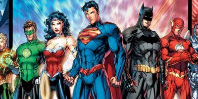 """""""Justice League"""", """"Wonder Woman"""", """"Aquaman"""" und """"Shazam"""": Warner registriert bereits Webseiten für die Filmadaptionen"""