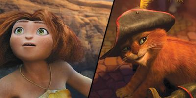 """Animationsfilm-Sequels zu Weihnachten: Neue Kinostarts für """"Die Croods 2"""" und """"Der gestiefelte Kater 2"""""""