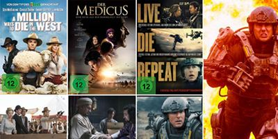 Die FILMSTARTS-DVD-Tipps (5. bis 11. Oktober 2014)